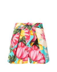 Pantalones Cortos de Flores Multicolor de Milly