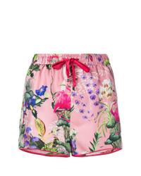 Pantalones Cortos de Flores Rosados de F.R.S For Restless Sleepers