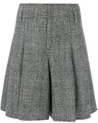 Pantalones Cortos de Lana Grises de Ermanno Scervino
