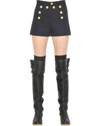 Pantalones Cortos de Lana