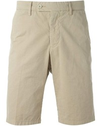 Pantalones cortos en beige de Aspesi