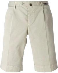 Pantalones cortos en beige de Pt01