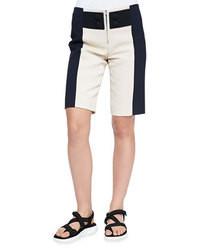 Pantalones cortos en blanco y negro de Marc Jacobs