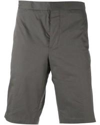 Pantalones cortos en gris oscuro de Lanvin