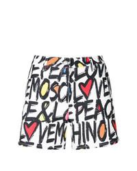 Pantalones cortos en multicolor de Love Moschino
