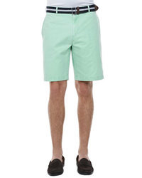 Pantalones cortos en verde menta de Peter Millar