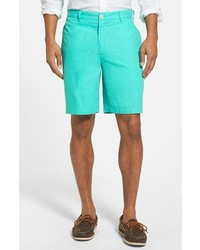 Pantalones cortos en verde menta de Vineyard Vines