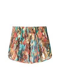 Pantalones Cortos Estampados Multicolor de Lygia & Nanny