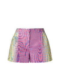 Pantalones Cortos Estampados Multicolor de Mary Katrantzou