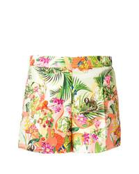 Pantalones Cortos Estampados Multicolor de Piccione Piccione