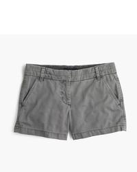 Pantalones cortos grises de J.Crew