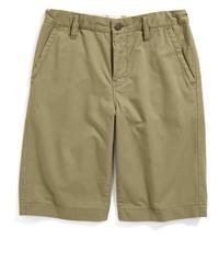 Pantalones cortos marrón claro