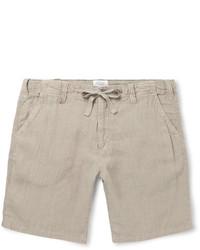 Pantalones cortos marrón claro de Hartford