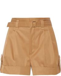 Pantalones cortos marrón claro de Marc Jacobs