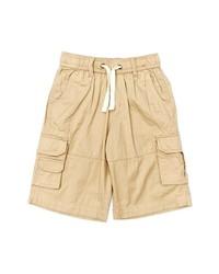Pantalones cortos marrón claro de Peek