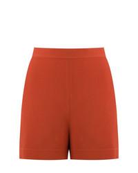 Pantalones Cortos Marrónes de Andrea Marques