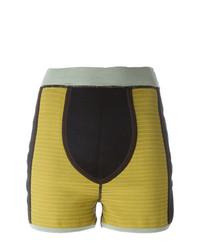 Pantalones Cortos Multicolor de Jean Paul Gaultier Vintage