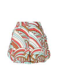 Pantalones Cortos Multicolor de La Doublej