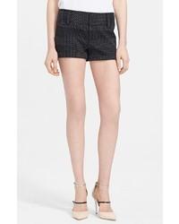 Pantalones cortos negros de Alice + Olivia