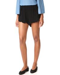 Pantalones cortos negros de BB Dakota