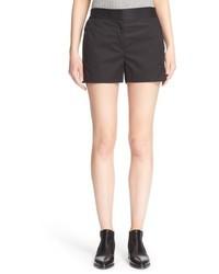 Pantalones cortos negros de DKNY