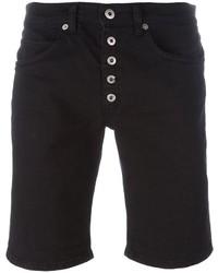 Pantalones cortos negros de Dondup