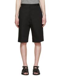 Pantalones cortos negros de Lanvin