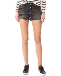 Pantalones cortos negros de Levi's