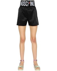 Pantalones cortos negros de Love Moschino