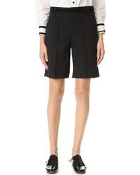 Pantalones cortos negros de Marc Jacobs