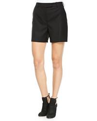 Pantalones cortos negros de MCQ