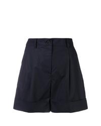 Pantalones cortos negros de P.A.R.O.S.H.