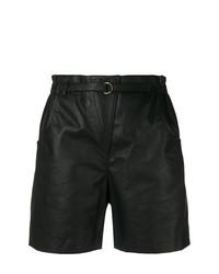 Pantalones cortos negros de Philosophy di Lorenzo Serafini