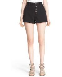Pantalones cortos negros de Rag & Bone