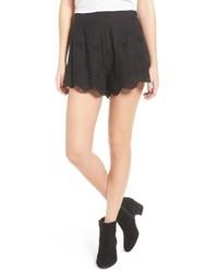 Pantalones Cortos Negros de Somedays Lovin