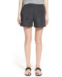 Pantalones Cortos Negros de Tomas Maier
