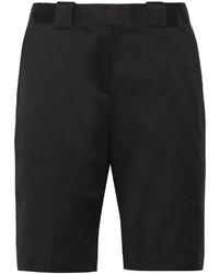 Pantalones cortos negros de Victoria Beckham
