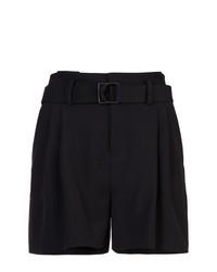 Pantalones cortos negros de Vince
