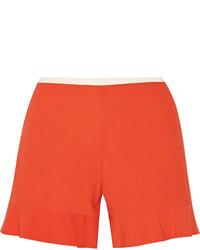 Pantalones cortos rojos de See by Chloe