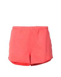 Pantalones cortos rosa de Frame Denim