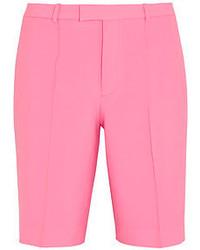 Pantalones cortos rosa de J.Crew