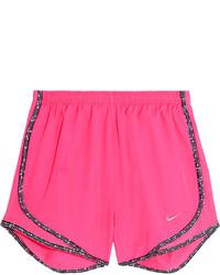 Pantalones cortos rosa de Nike