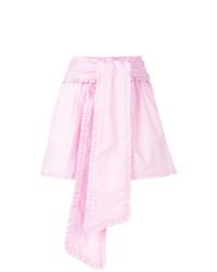 Pantalones cortos rosados de MSGM