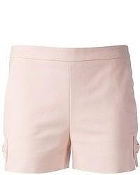 Pantalones cortos rosados de RED Valentino
