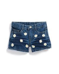 Pantalones cortos vaqueros azul marino de Flowers by Zoe