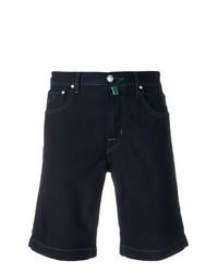 Pantalones cortos vaqueros azul marino de Jacob Cohen