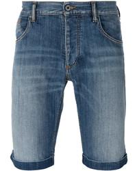 Pantalones cortos vaqueros azules de Armani Jeans