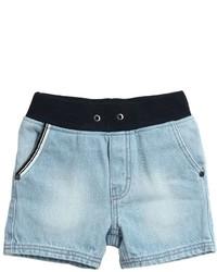 Pantalones cortos vaqueros celestes de HUGO BOSS