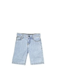Pantalones cortos vaqueros celestes de Luisa Via Roma