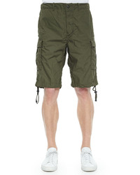 Pantalones cortos verde oliva de Diesel